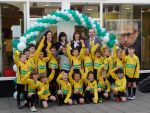Twyford Spartans Under 8s 2011-2012 Players and Sponsor